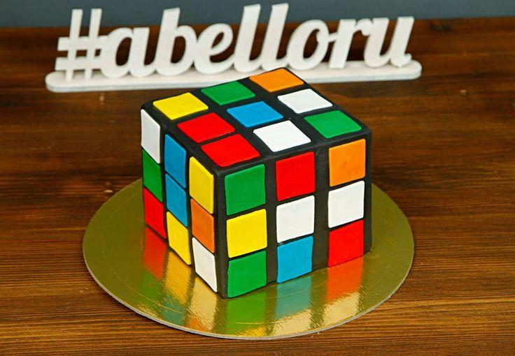 """Торт """"Кубик Рубика""""  Для любителей головоломок рады предложить замечательный тортик «Кубик Рубика»! Яркий, красочный торт подарит море положительных эмоций и зарядит энергией для новых открытий! Попробуйте «логику» на вкус😉  Изготовление торта как на фото возможно от 2-х кг всего за 2350₽/кг.  Специалисты @abello.ru всегда рады помочь с выбором потрясающего и натурального десерта по единому номеру: +7(495)565-3838 Телефон/WhatsApp/Viber. Так же в помощь наш сайт www.abello.ru с нашими…"""