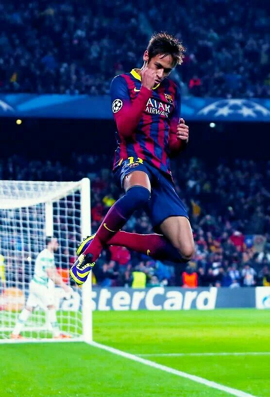 Neymar best soccer player ever !!!!!!!!!!!!