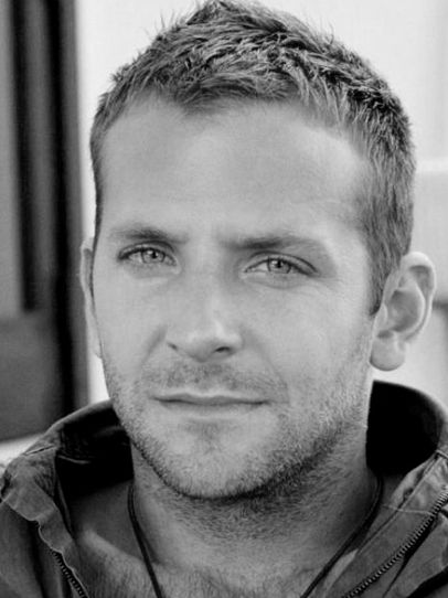 Short Hairstyles For Men Bradley Cooper