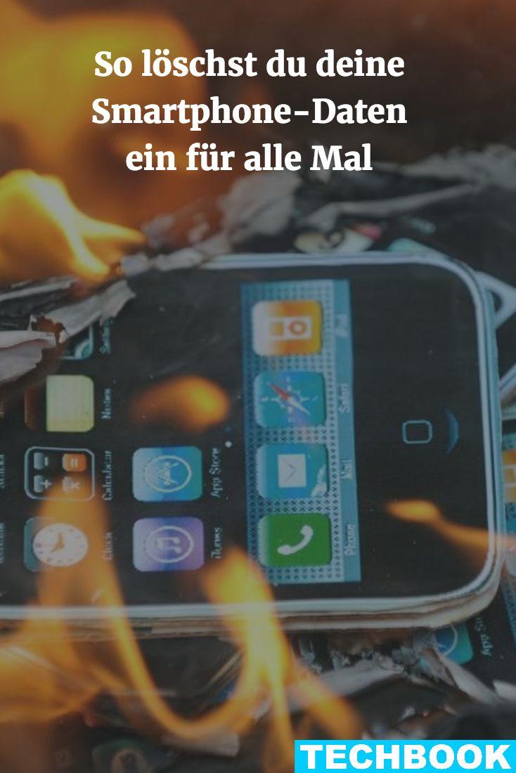 Will man ein altes Smartphone verkaufen oder weitergeben, dann empfiehlt es sich, vorher sämtliche Peinlich-Fotos, Videos und Songs zu löschen.