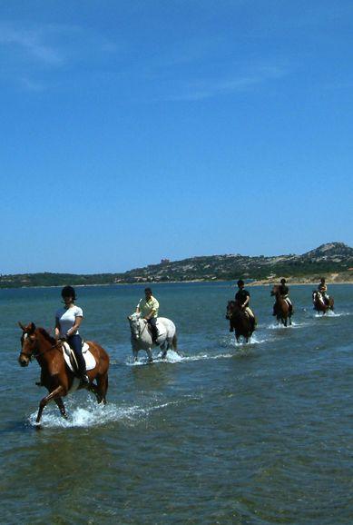 Escursioni a cavallo Olbia Costa Smeralda