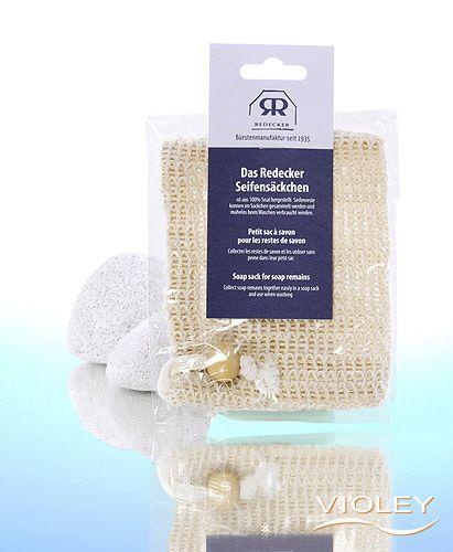 Redecker Seifensäckchen . - Naturkosmetik Shop Violey