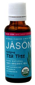 Tea tree oil is a common and well regarded natural treatment for cold sores.
