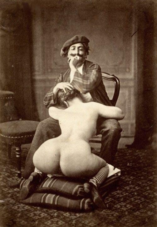 Antique erotica picture