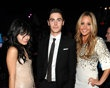 Amanda Bynes 1/11/2009 Vanessa Hudgens & Zac Efron at the Vanity Fair Oscar party