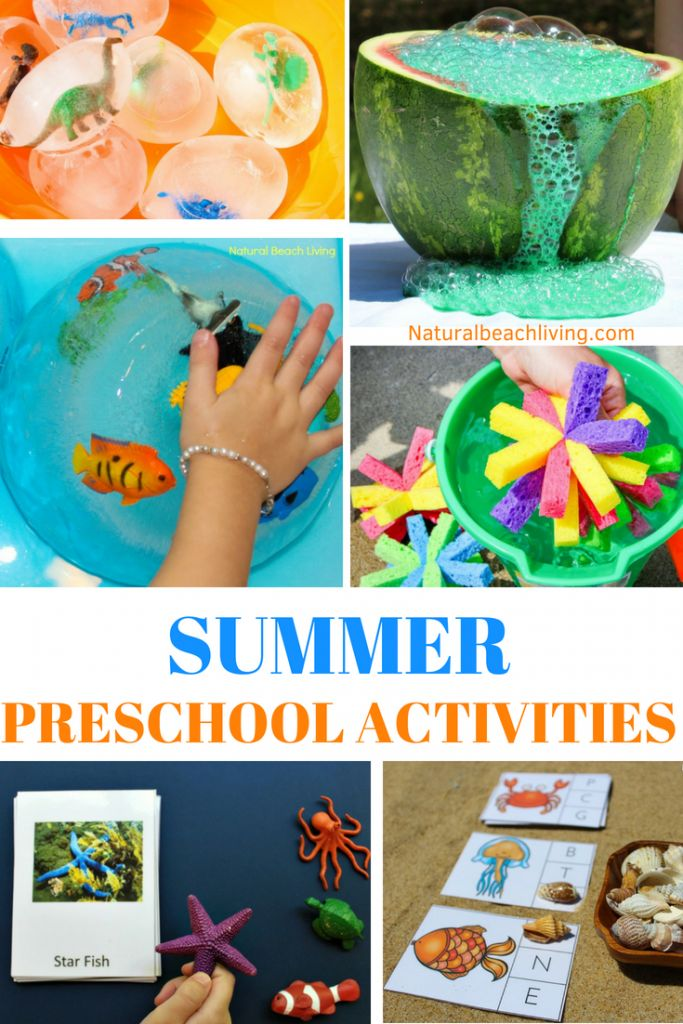 June Preschool Themes with Lesson Plans and Activities ...