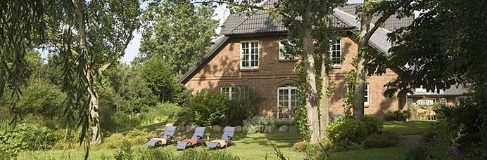 Bodendorf & Landhaus Stricker (Schleswig-Holsteins)