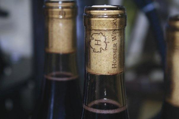Homser #Winery #wine #bottles