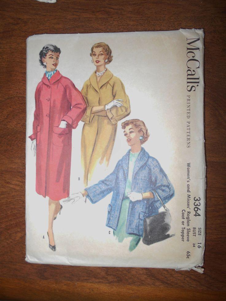 230 besten Vintage Sewing Patterns For Sale Bilder auf Pinterest ...