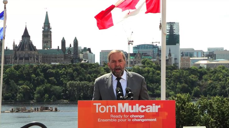 """NDP Election Launch: """"Campaign for Change"""""""
