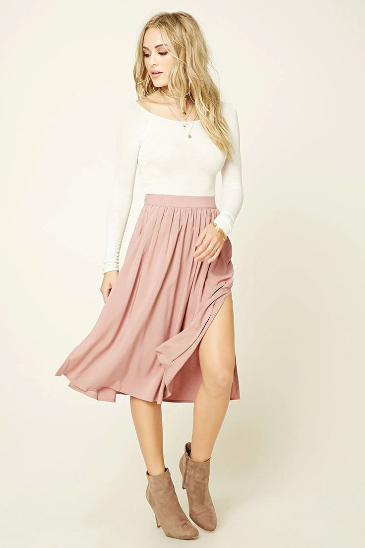 Contemporary Pocket Skirt
