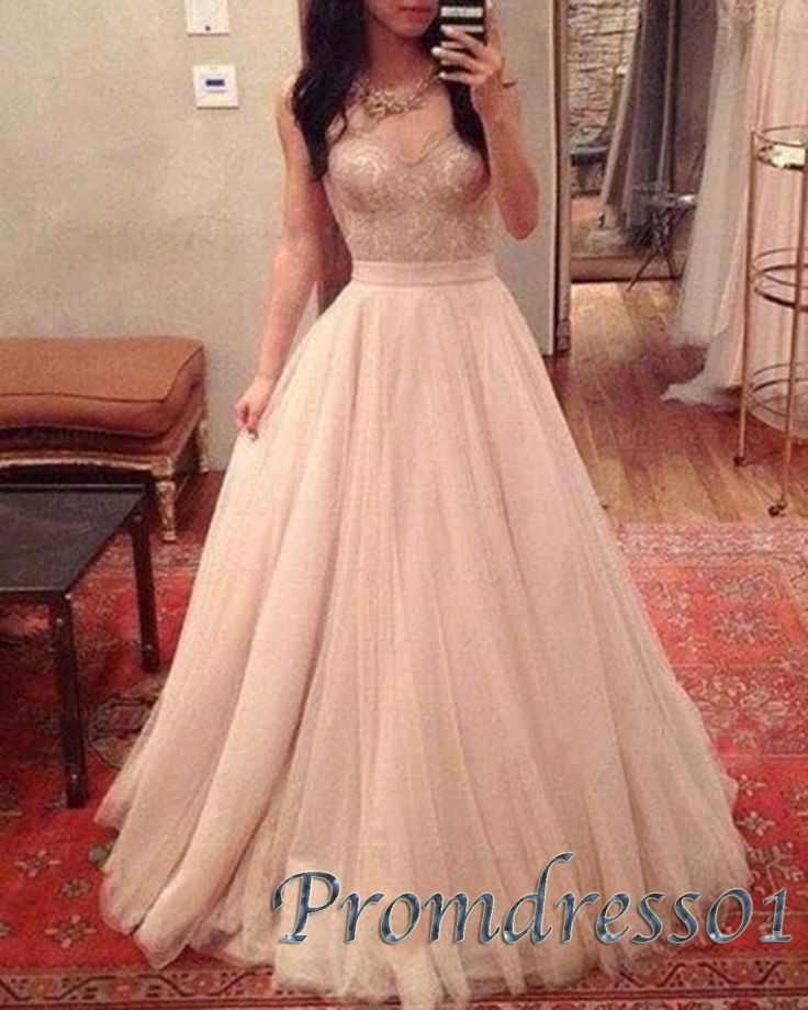 Prom dresses long, unique modest ball gown for curvy girls, Sweetheart creamy white A-line evening dress for teens www.promdress01.c... #coniefox #2016prom