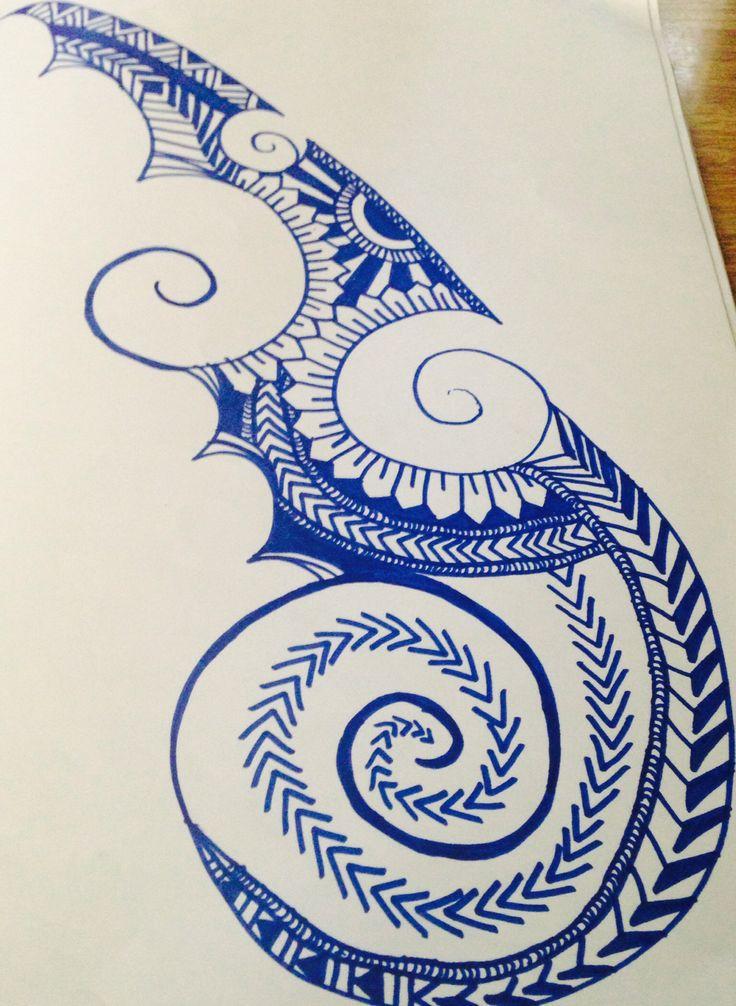 Maori Koru Tattoo: Maori Designs