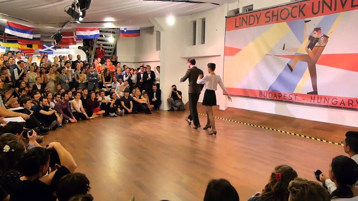 Showcase by Arnas and Kamile at Lindy Shock 2015 1st place Budapest, 30 Oct 2015 http://www.lindyshock.com/