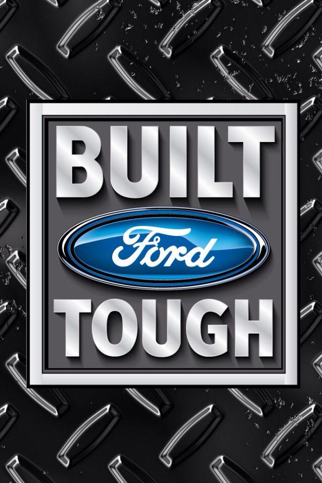 Built Ford Tough Logo New Car Update 2020