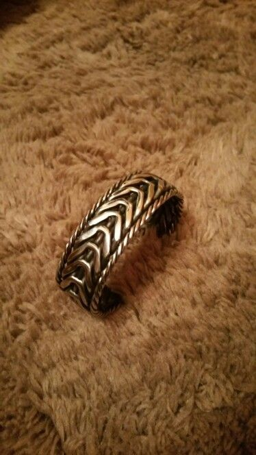 Tig wire bracelet Welding