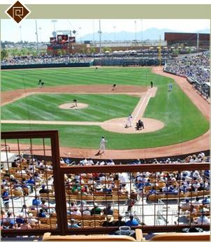 Camelback Ranch: Home of the Chicago White Sox Cactus League Spring Training - Glendale, AZ