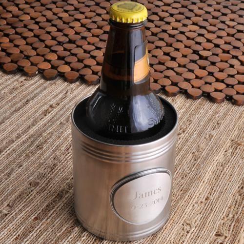 Engraved Groomsmen Beer Koozie #groomsmen #weddings