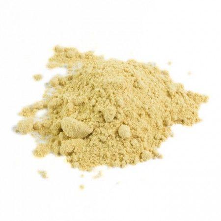 Ingwer (gemahlen)   30g gemahlener Ingwer - ein köstlich würziges, aromatisches und scharfes Gewürz! Zutaten: Ingwer gemahlen. Herkunftsland: China.