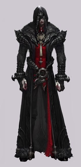 Necromante. Rei bruxo. Filho da morte, senhor da noite. Lorde Maximillian.