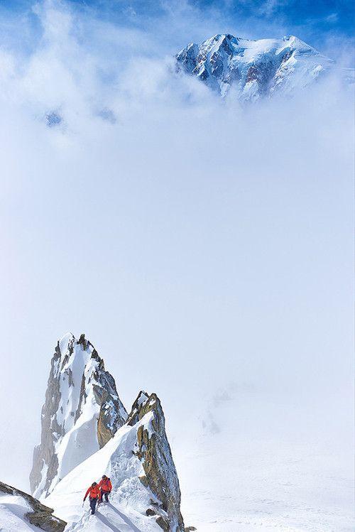 Mont Blanc #chamonix