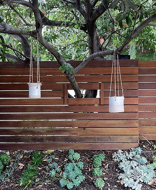pottery: Fencing, Ceramics Pottery, Fence Ideas, Backyard Pottery, Cute Ideas, Outdoor Pottery, Accent, Garden