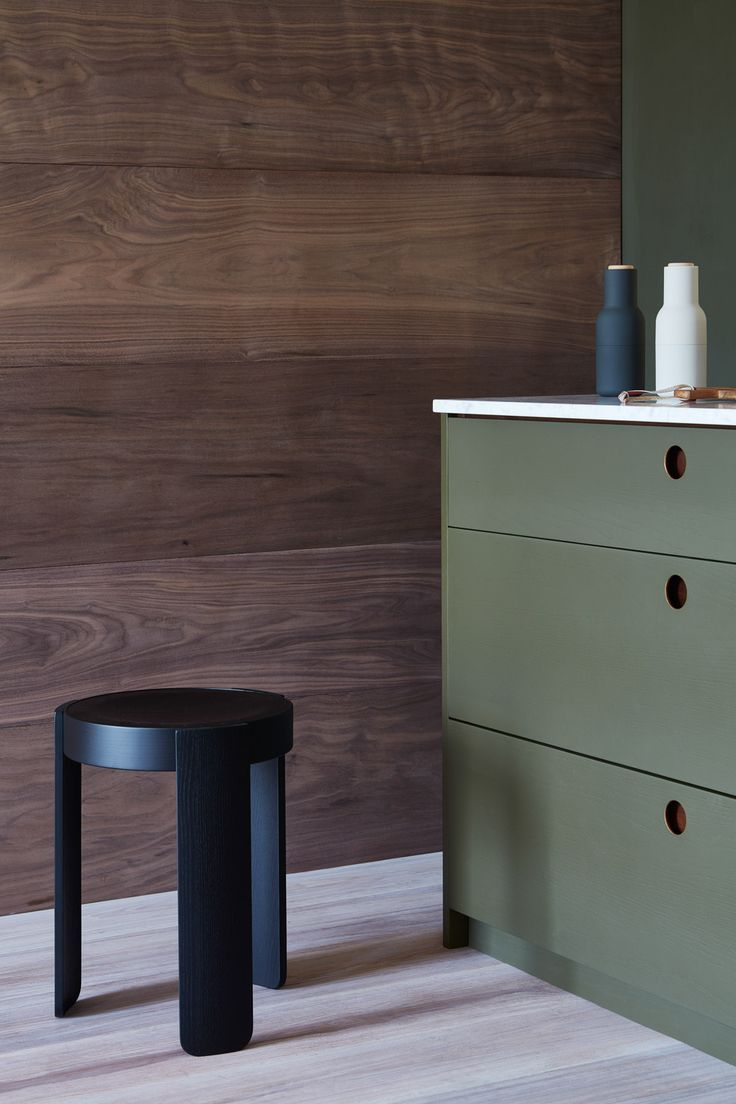 contemporary drawer stack