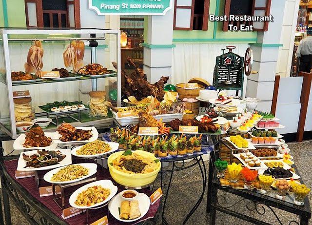 Ramadan 2017 Buffet Shah Alam Royal Songket Restaurant @ Grand Blue Wave Hotel - Istimewa Citarasa Penang More Malaysian Food Review at http://ift.tt/1dv0SEE