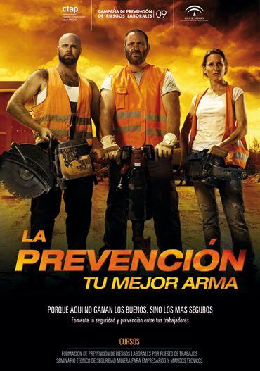 Campaña de prevención para el sector minero