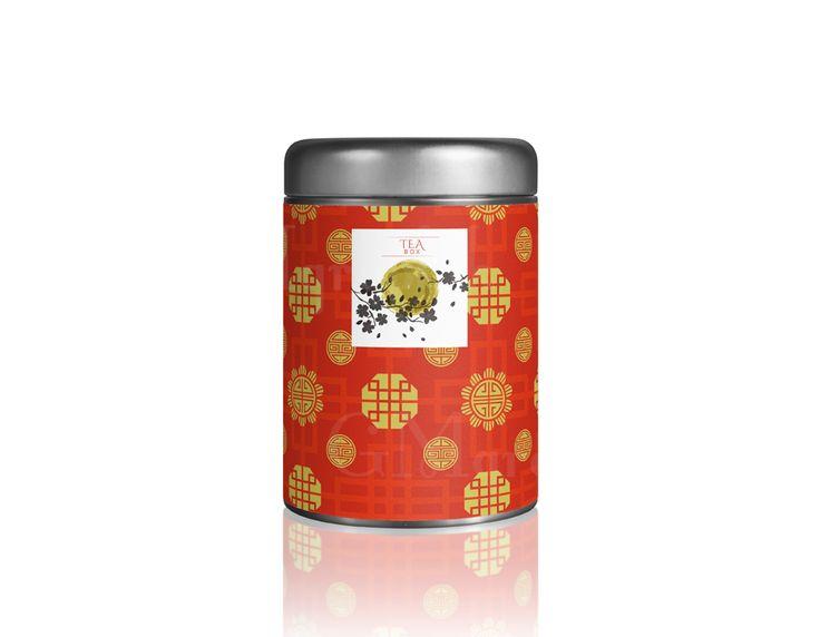 TEA BOX // Boîte de Thé Japonisante ! #teatime #tea #packaging #Japon #thé #Japan #communication #Print #graphiste #nantes #lorient #rennes #paris #box #japanese #illustration