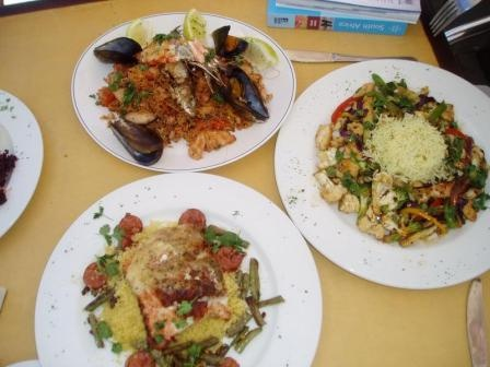 Africa Cuisine, food, dishes