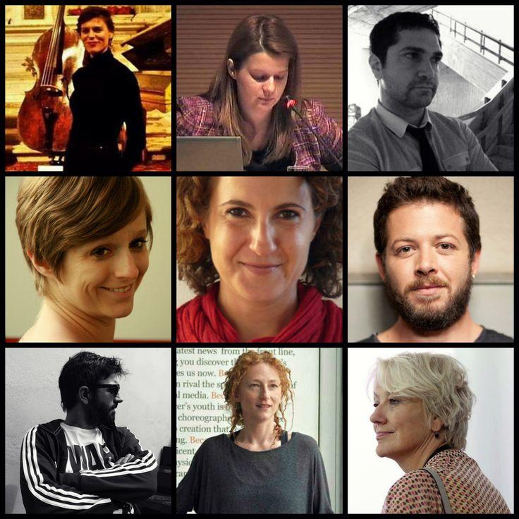 Οι τελευταίοι εννέα από τους δεκαοκτώ συνεργάτες-επιμελητές του καλλιτεχνικού μας προγράμματος! // The last nine of our artistic programme's eighteen partners-curators!  #Eleusis2021 #EUphoria #ECoC2021 #Eleusis #Elefsina #Ελευσίνα