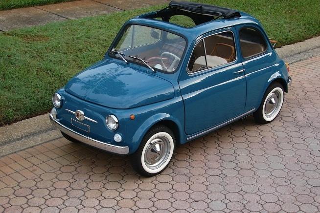 1965 Fiat 500 F