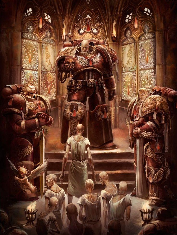 Warhammer 40000,warhammer40000, warhammer40k, warhammer 40k, ваха, сорокотысячник,фэндомы,Blood Angels,Space Marine,Adeptus Astartes,Imperium,Империум