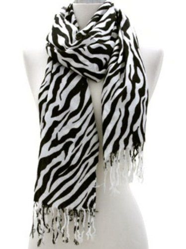 Ladies love zebra print accessories - perfect gift for Valentines Day