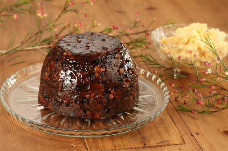 Barossa Christmas Pudding by Maggie Beer.