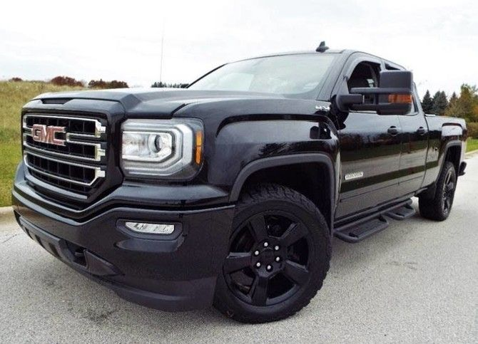 Kyfpo S 2016 Gmc Sierra 1500 4wd Double Cab With 275 55r20 Bfgoodrich All Terrain T A Ko2 Tires On 20 Inch Wheels Gmc Sierra 1500 Gmc Sierra Gmc Trucks Sierra