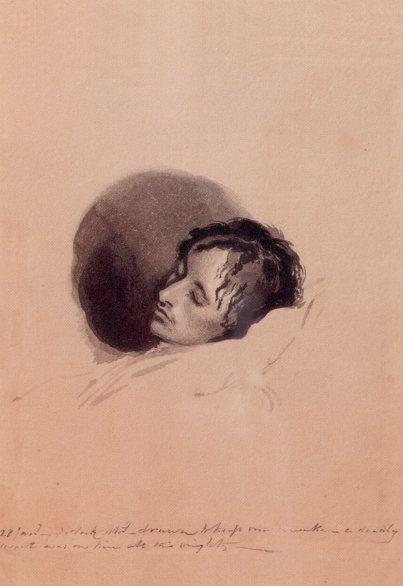 'He is gone...' Joseph Severn on the death of John Keats