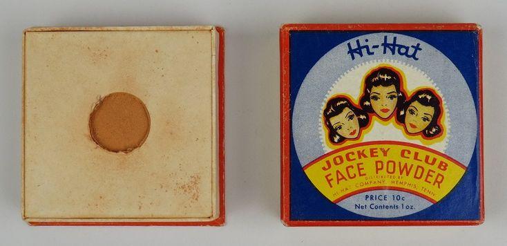 Hi-Hat Jockey Club Face Powder