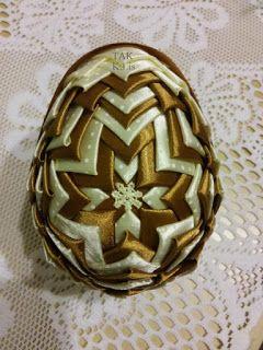 Twórczo Aktywnie Kreatywnie K.Lis: Wielkie jajo karczochowe