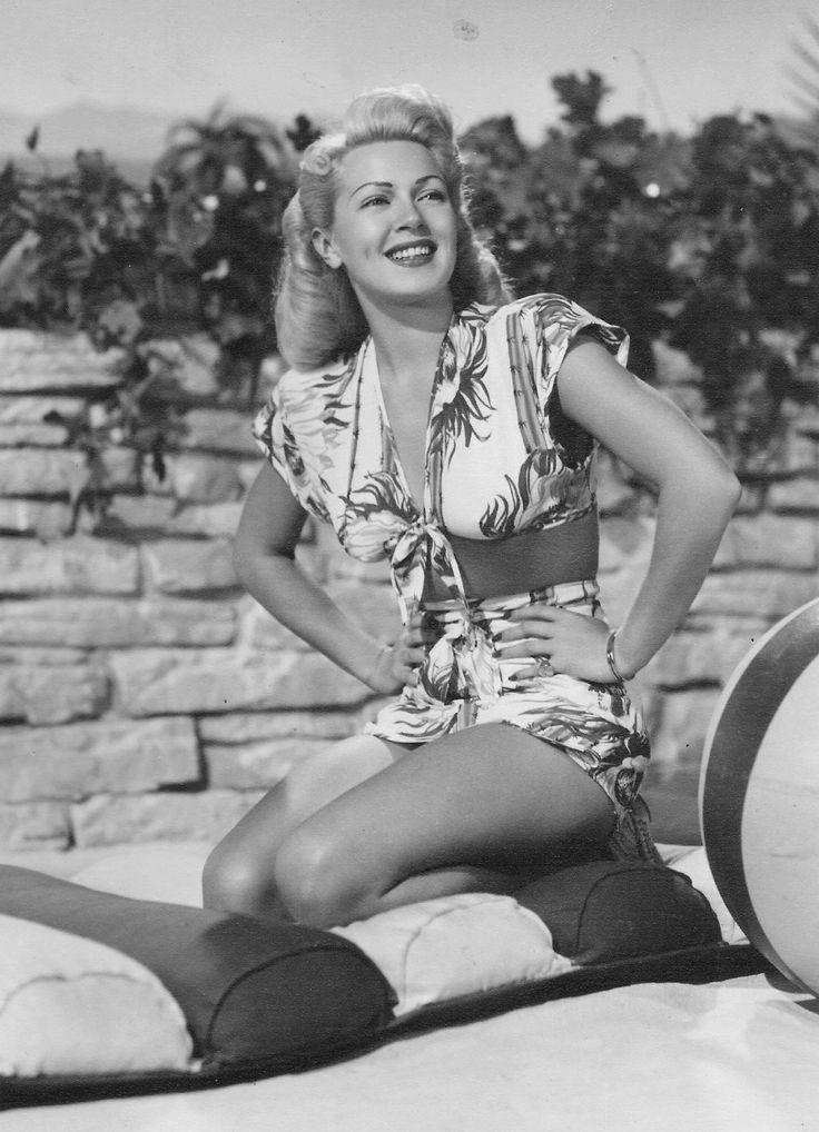 Lana Turner   (February 8, 1921 – June 29, 1995)