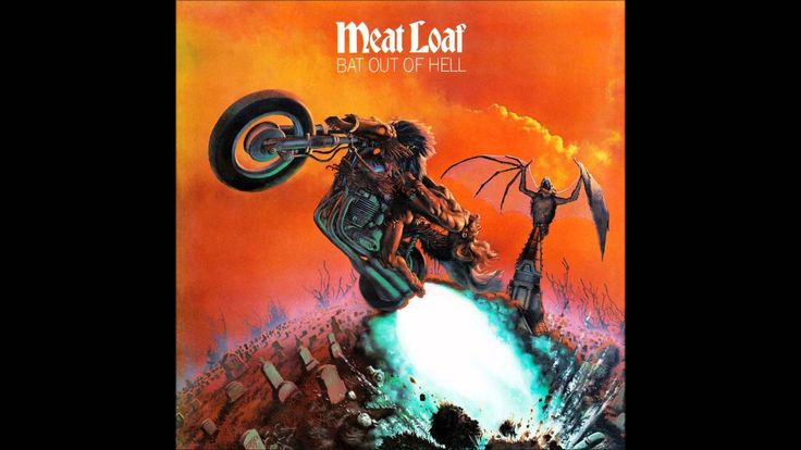 Two Out of Three Ain't Bad - Meat Loaf (vinyl)
