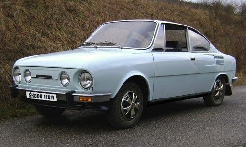 Skoda 110 R - 1976