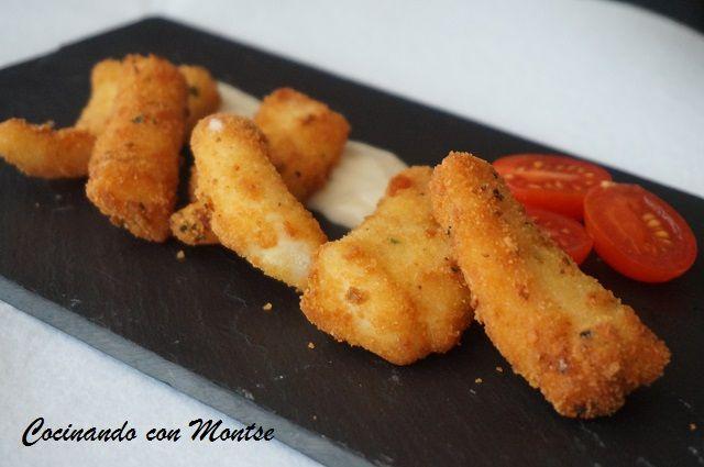Receta de pescado rebozado Hoy una de pescado!!! Pescado rebozado crujiente , un plato sencillo y muy ...