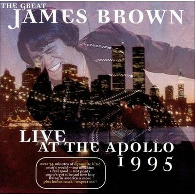 James Brown - Live at the Apollo 1995 (CD)