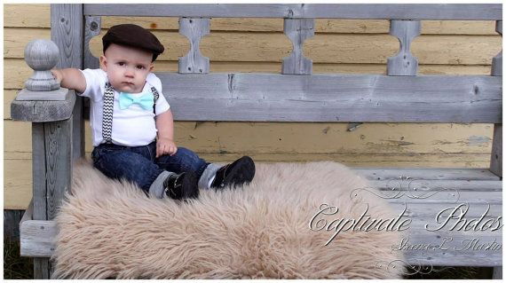 Baby Boy 1st Birthday Outfit Boys First by NoahsBoytiques on Etsy