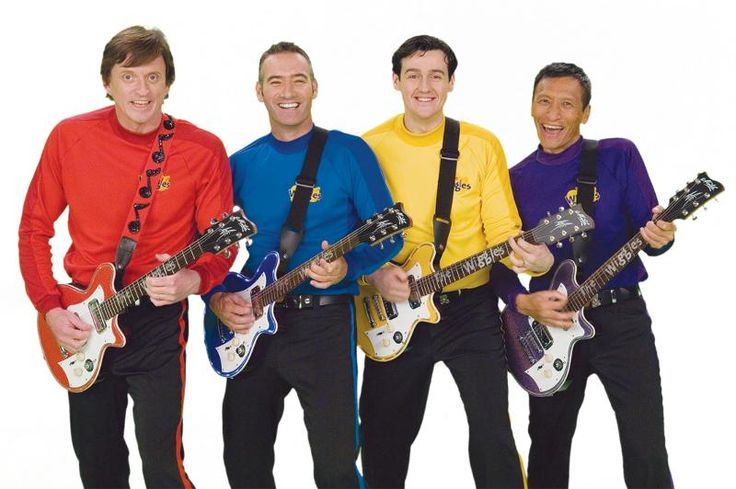 The Wiggles!