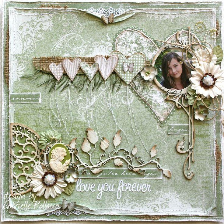 Ill Love You Forever **MAJA Design Team** - Scrapbook.com
