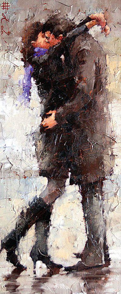 Andre Kohn - The Kiss Series