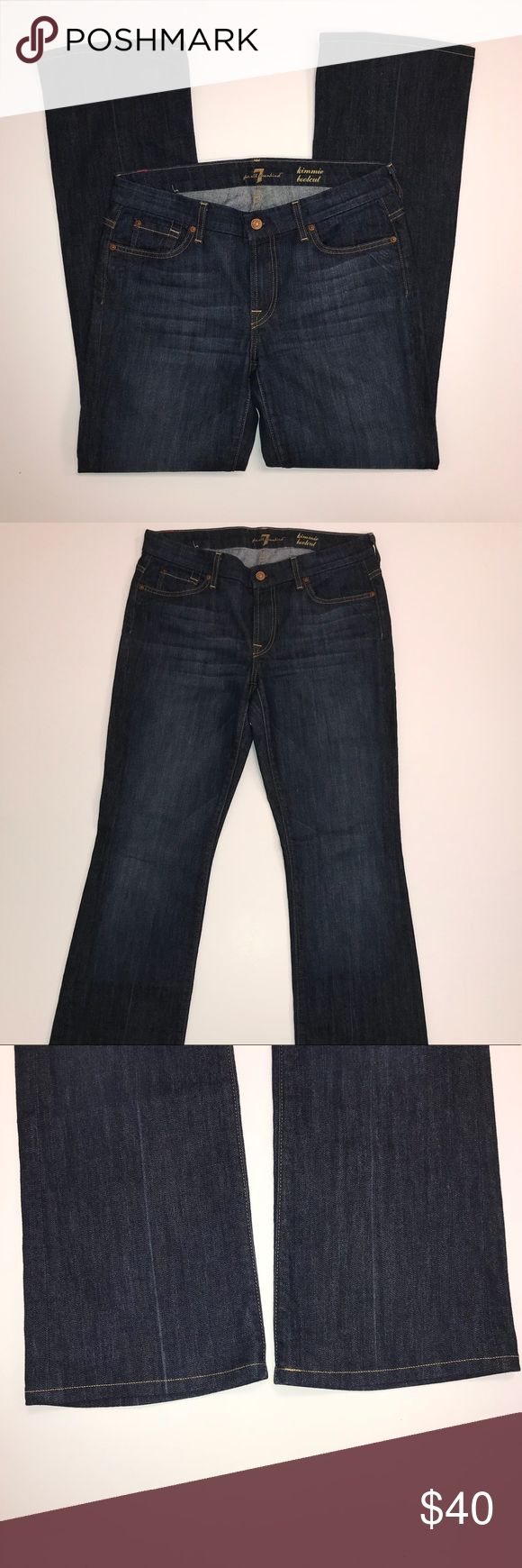 7 For All Mankind Jeans Women S Kimmie Bootcut 30 See Photos For